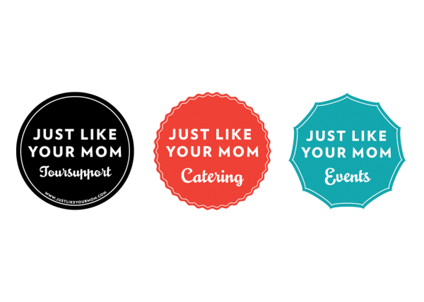 Just Like Your Mom 3 logo